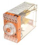 Time relay SZT 31, analog, 220VAC, 6A, SPST NO, 1.5sec - 30secs