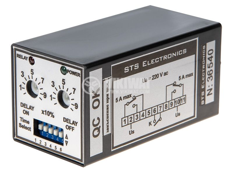 Реле за време STS ELECTRONICS - 2