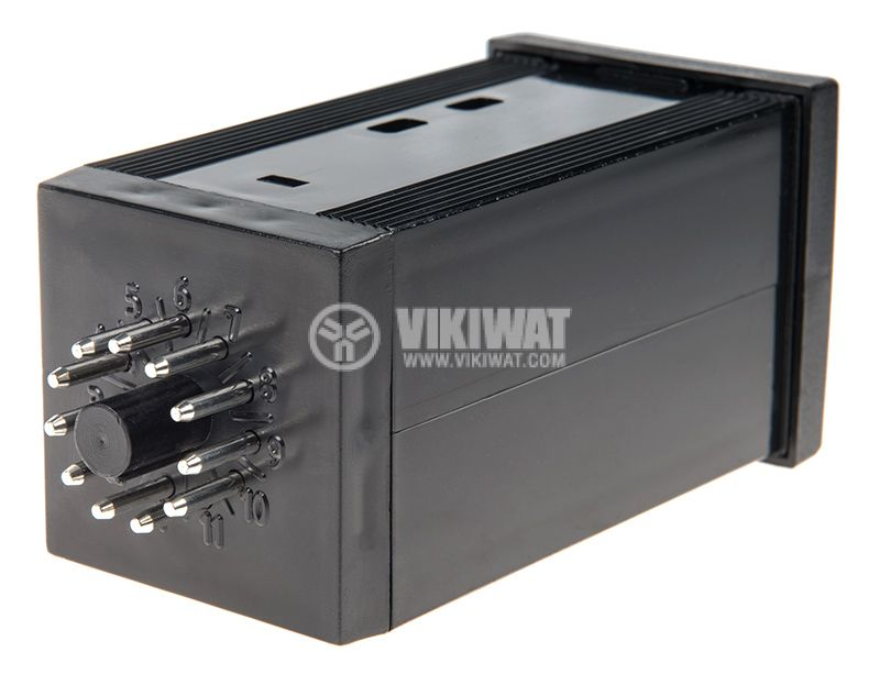 Multifunctional Time Relay, STS102-04A, 24VAC/DC, 2NO+2 NC, 250VAC, 5A, 0s - 10h - 2