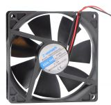 Fan, 24VDC, 92x92x25mm, with bearing, 76.46m3 / h, VM9225D24HBL