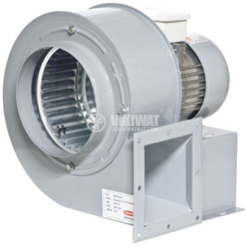 Types Of Industrial Fans : Three phase industrial fan obr t k v w m h