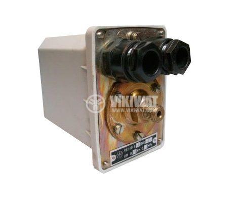 Пресостат, нерегулируем, Tlakovy VR21D, 1Mpa, 3NC, 6A/380VAC, 4A/500VAC, 10A/220VAC - 1