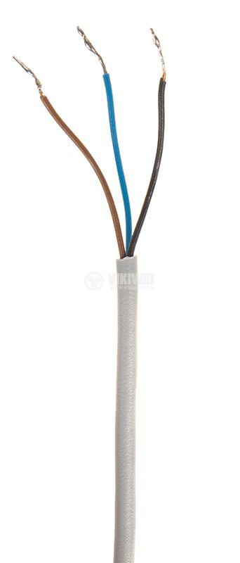 Индуктивен датчик Ф6.5x60mm ID06P1Е1L PNP NO 10-30VDC, обхват 1mm, екраниран - 3