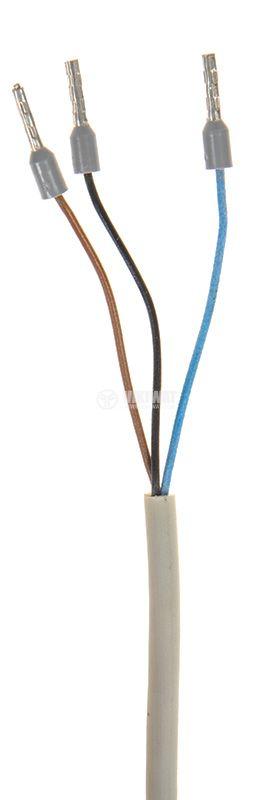 Индуктивен датчик Ф6.5x60mm ID06N1Е1L NPN NO 10-30VDC, обхват 1mm, екраниран - 3