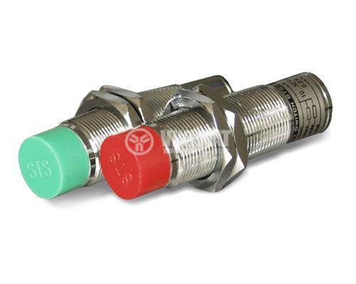Proximity Switch ID14N3S1L, M14x52mm, NPN, NO+NC, 10-30VDC, range 4mm, non-shielded - 1