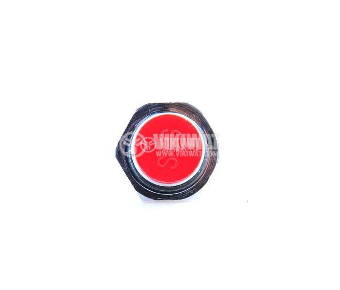 Индуктивен датчик M14x60mm  ID14N31CL NPN NO+NC 10-30VDC с куплунг, обхват 4mm, неекраниран - 3