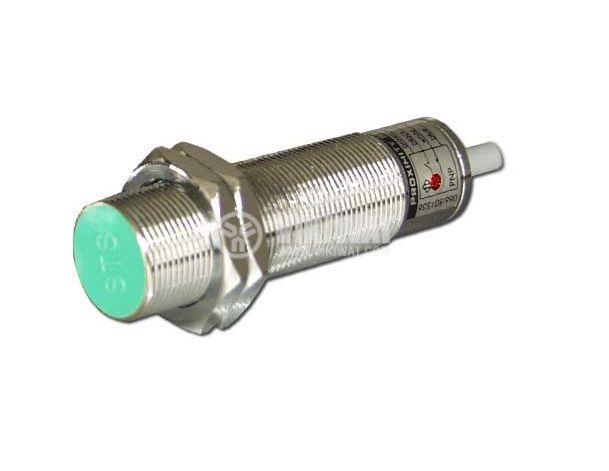 Proximity Switch M18x60mm IA18U1E1LB NO 24-250VAC, range 5mm, shielded - 1