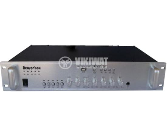 Ceiling amplifier, RX-20120, 120W, 100V, USB - 1