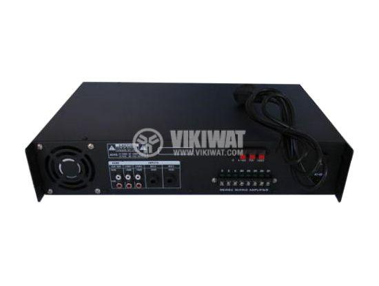 Ceiling amplifier, RX-20120, 120W, 100V, USB - 2