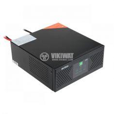 Инвертор със зарядно, UPS устройство, 12VDC-220VAC, 400W, с истинска синусоида, модел KOM0229 Intex