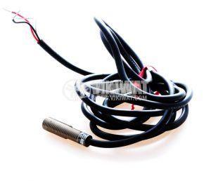 Датчик FL1-2A6 M12x60mm 10-40VDC NPN NC обхват 2mm екраниран - 2