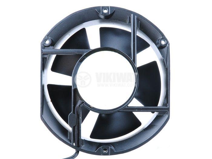 Axial Fan VM17250D24HBL, 172х150х50mm, 24VDC, 0.47A, ball bearing - 2