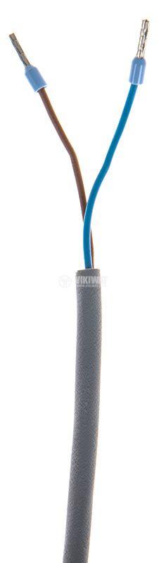 Оптичен датчик 10-30VDC, обхват 8000mm, месинг - 5