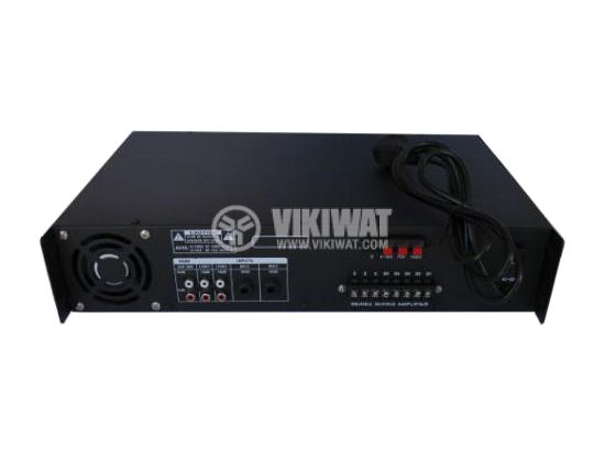 Усилвател 100V, за таванни говорители, RX-20240, 240W, USB - 2