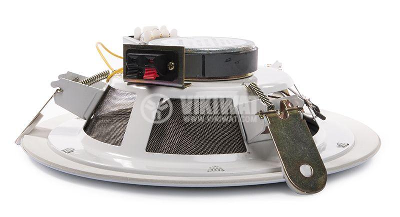 Ceiling speaker, SPC P-801, 10-20W, 8Ohm - 3