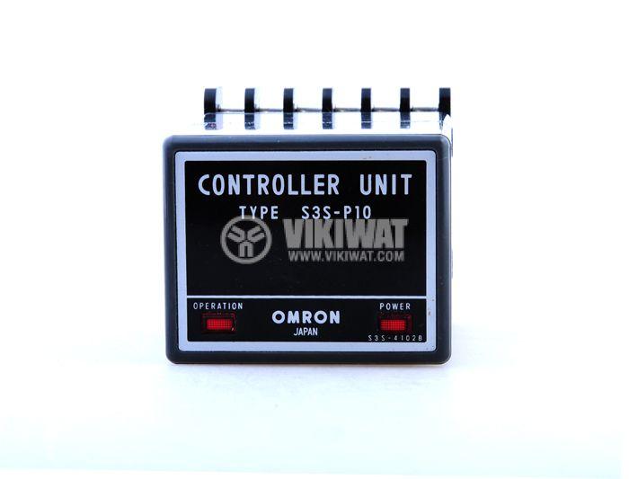 Optical Sensor Controller S3S-P10, 110 VAC (220 VAC), 12 pins - 1