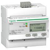 Електромер трифазен A9MEM3155 електронен 3P+N 63A MODBUS MID