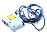 Оптичен датчик, дифузен тип XUG-F04631, NO+NC 220VAC обхват 2000mm (2m) пластмаса, предавател-приемник в един корпус
