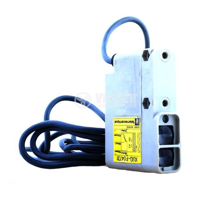 Optoelectronic Switch XUG-F04621 NC diffuse 220VAC range 2000mm plastic - 2