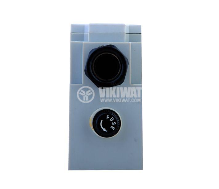 Optical sensor type diffusion XUC-F08623, NC 220VAC 0.8A range 2000mm (2m) - 2