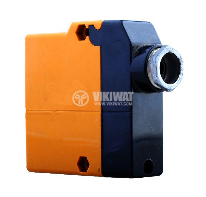 Photoelectric Sensor, E3A-R3M2, diffuse, NO+NC, range 0.7 m - 3