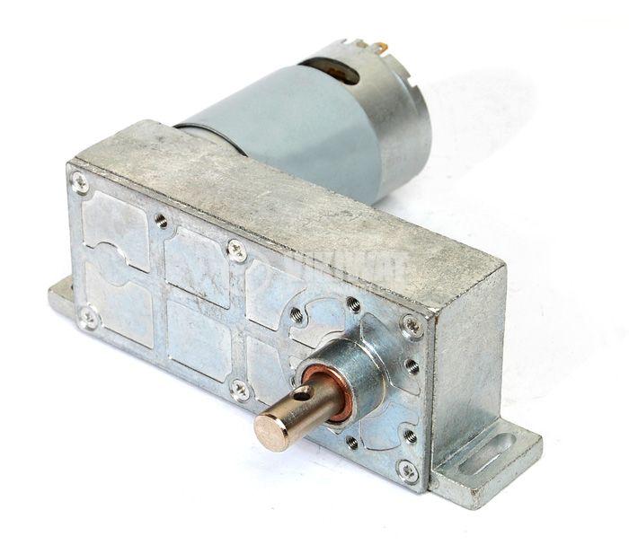DC Motor Reducer, 24VDC, 22rpm, VGB110FHH-203i - 1