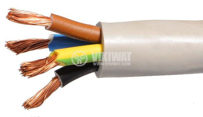 FROR 4G2.5B кабел (ШВПС)  4х2.5