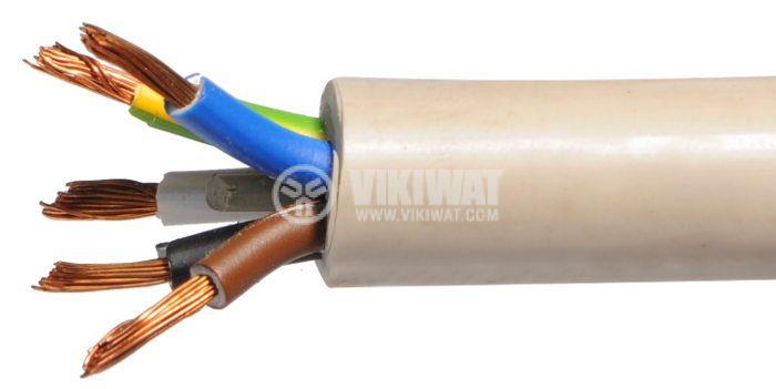 FROR 5G1.5B кабел (ШВПС)  5х1.5