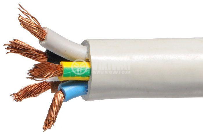 FROR 5G2.5B кабел (ШВПС) 5x2.5