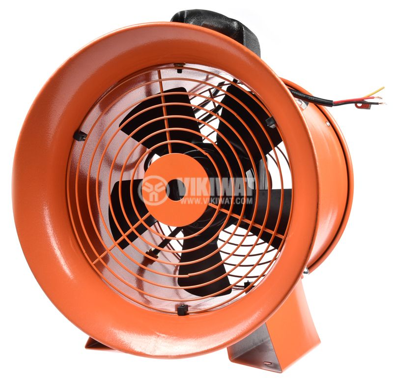 Fan, Industrial, Axial, F300mm, 220VAC, 195W, 3250m3 / h, VP-2E-300 - 1