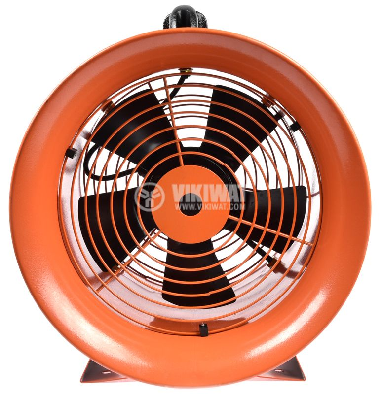 Fan, Industrial, Axial, F300mm, 220VAC, 195W, 3250m3 / h, VP-2E-300 - 8