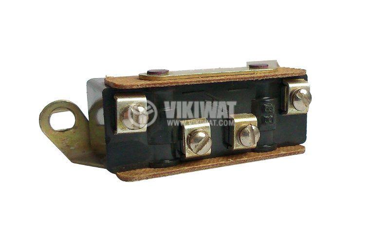 Limit Switch, МП1101ЛТ3, NO+NC, 660VAC / 440VDC, 10A, pusher - 4