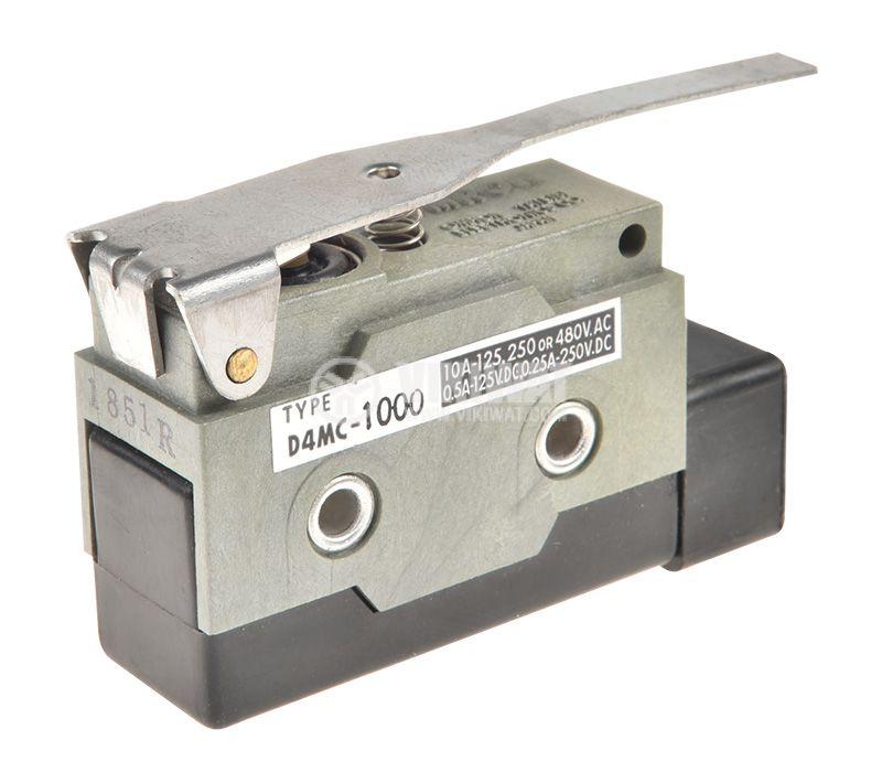 Краен изключвател с лост - 1