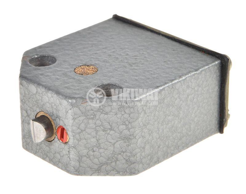 Краен изключвател, (ПКЕ) ПК-01, SPDT-NO+NC, 5A/250VAC, призматичен щифт - 3