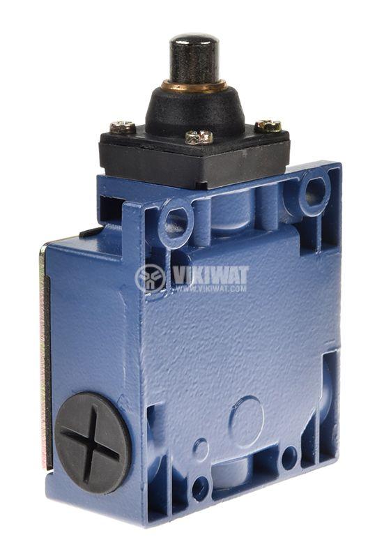 Краен изключвател XCK-M110, SPDT-NO+NC, 10A/250VAC, щифт - 3