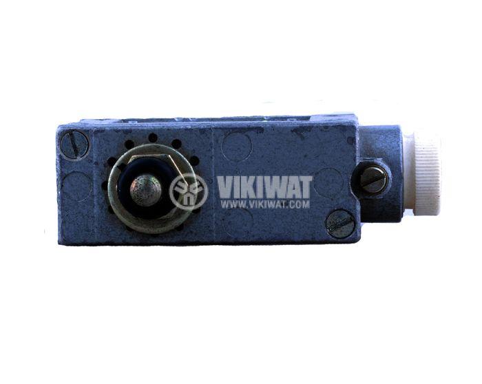 Краен изключвател, AF1D1/1, SPDT-NO+NC, 10A/500VAC, щифт - 3