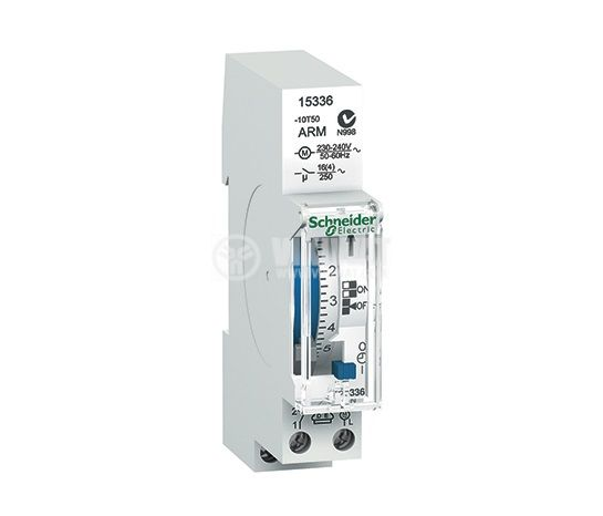 Weekly Programable Timer, ARM 15336, 220 VAC, 16 А