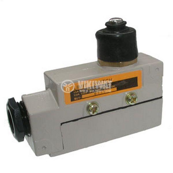 Limit Switch MJ1-611 MJ1-611, SPDT-NO+NC, 15A/480VAC, pusher - 1