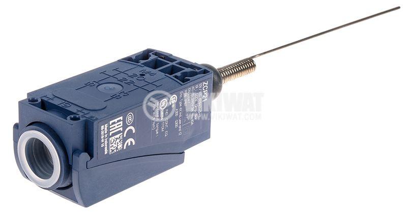 Краен изключвател, XCKP2106P16, NO+NC - 3