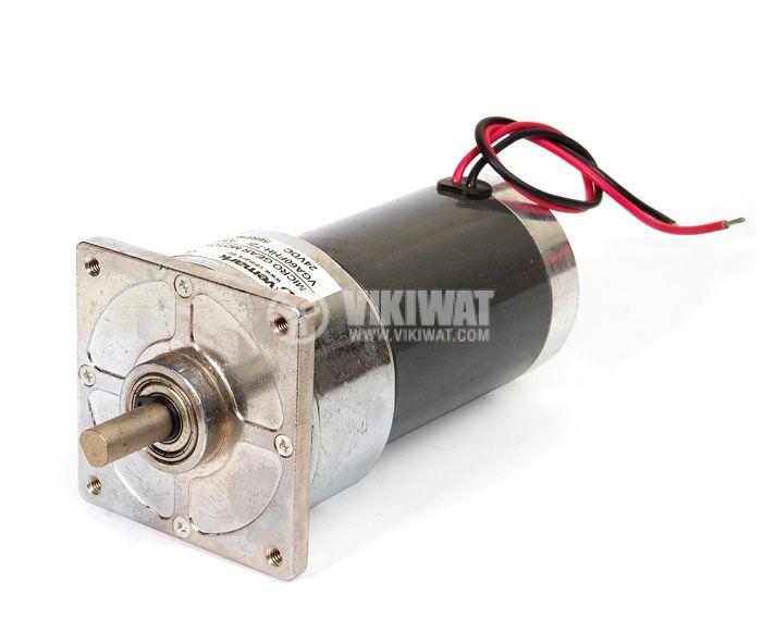 DC Motor Reducer, 24VDC, 56rpm, VGA60FHH-72i - 1