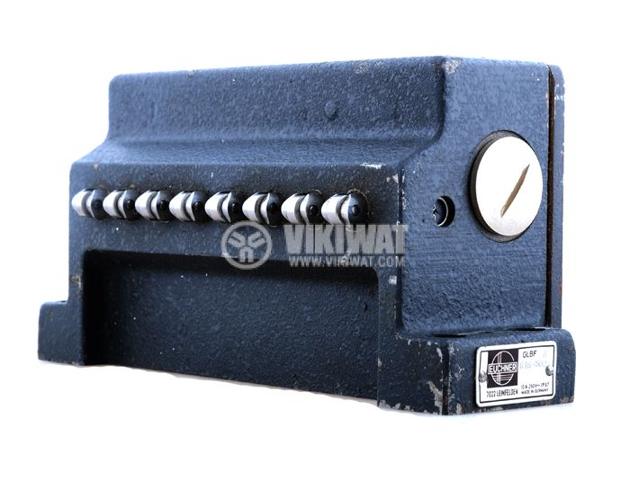 Limit road packet switch GLBF8 R16-502, 16PST-8NO+8NC, 10A/250VAC  - 3