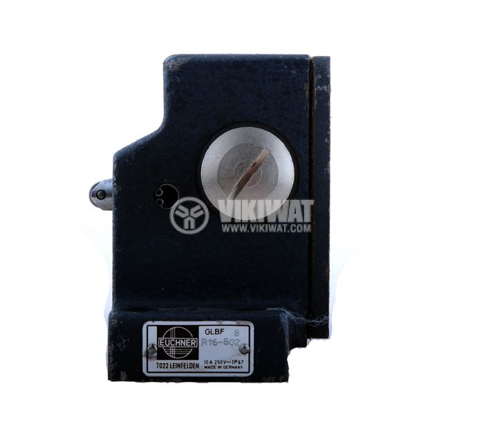 Limit road packet switch GLBF8 R16-502, 16PST-8NO+8NC, 10A/250VAC  - 4