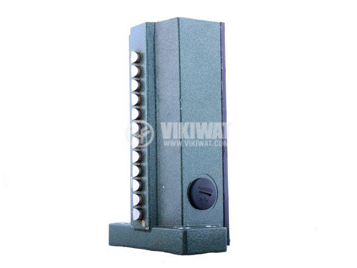 Пътен изключвател, 103LD8-PG, 24PST-12NO+12NC, 10A/250VAC, 12-ка щифт - 1