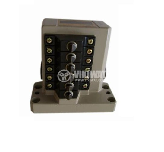 Limit Switch DYMB-641G, 12PST-6NO+6NC, 10 A, 250 VAC - 1