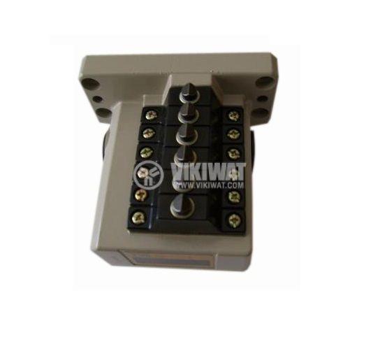 Limit Switch DYMB-641G, 12PST-6NO+6NC, 10 A, 250 VAC - 2