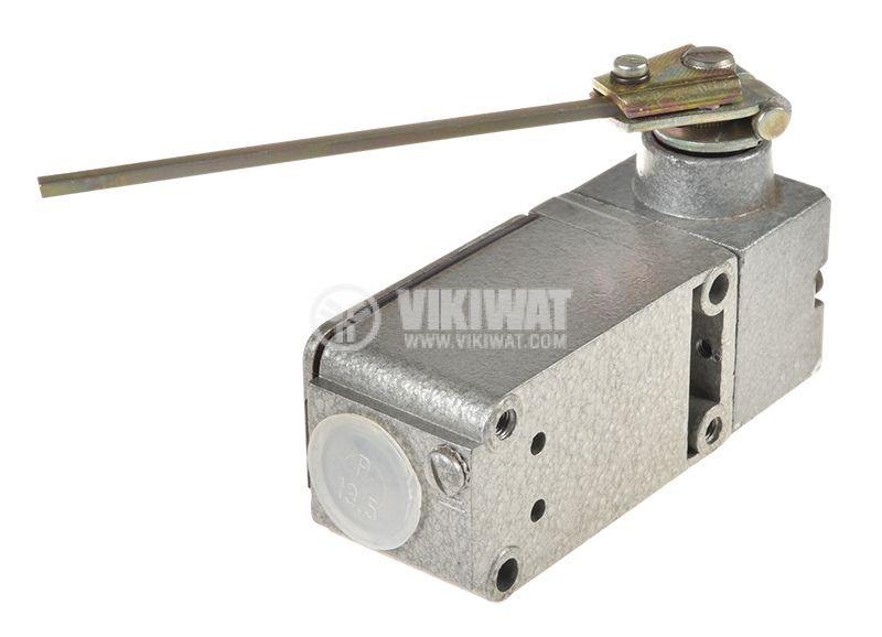 Limit switch FAEL 8375802, 10A / 380V, NO + NC, lever arm - 2