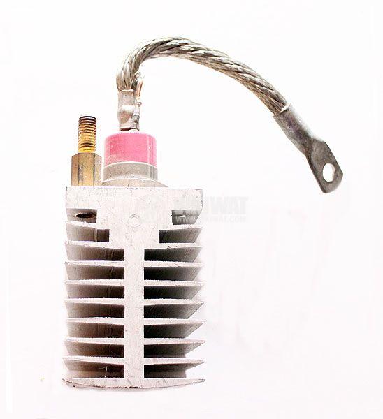 Тиристор T161-160-8, 800 V, 160 A с радиатор - 1