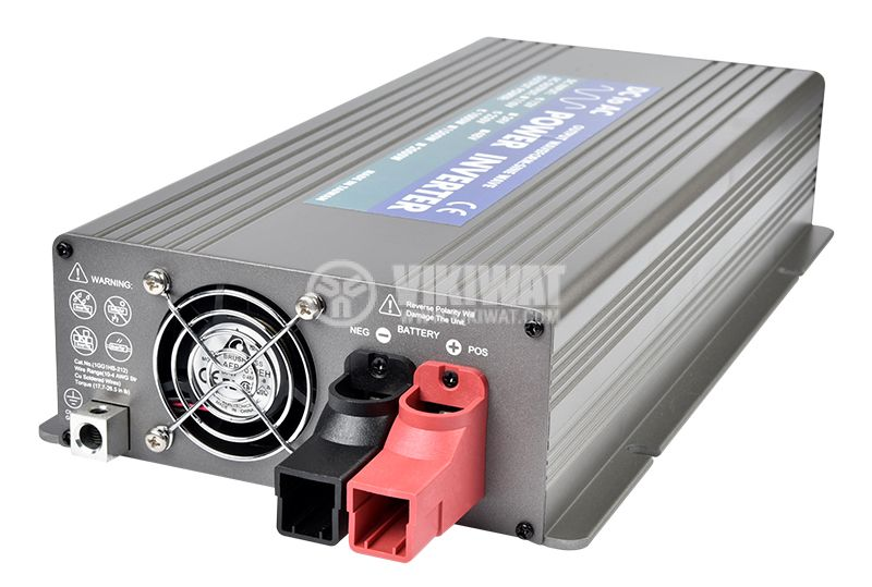 Инвертор 12VDC-230VAC - 2