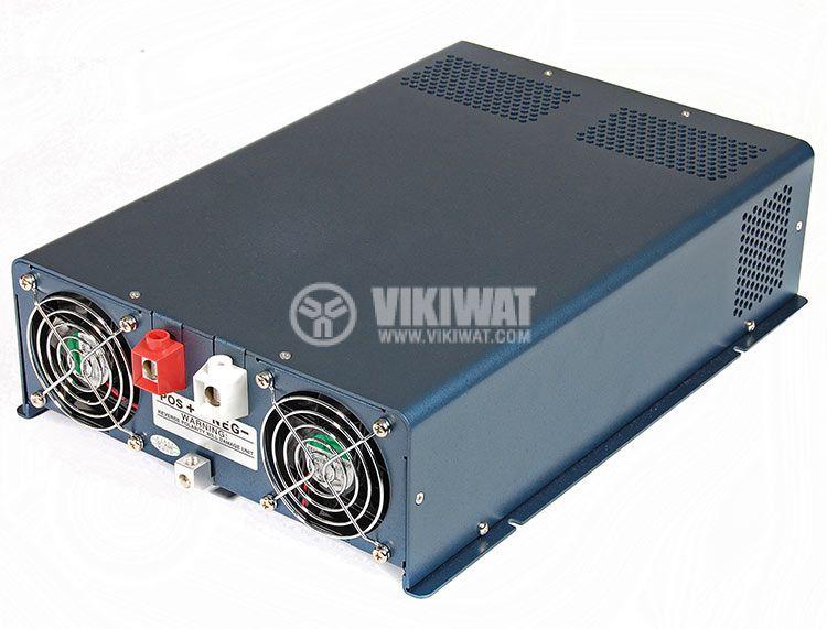 Inverter, A301-1500W(S)-12, 12VDC - 220VAC, 1500W, pure sinewave - 2