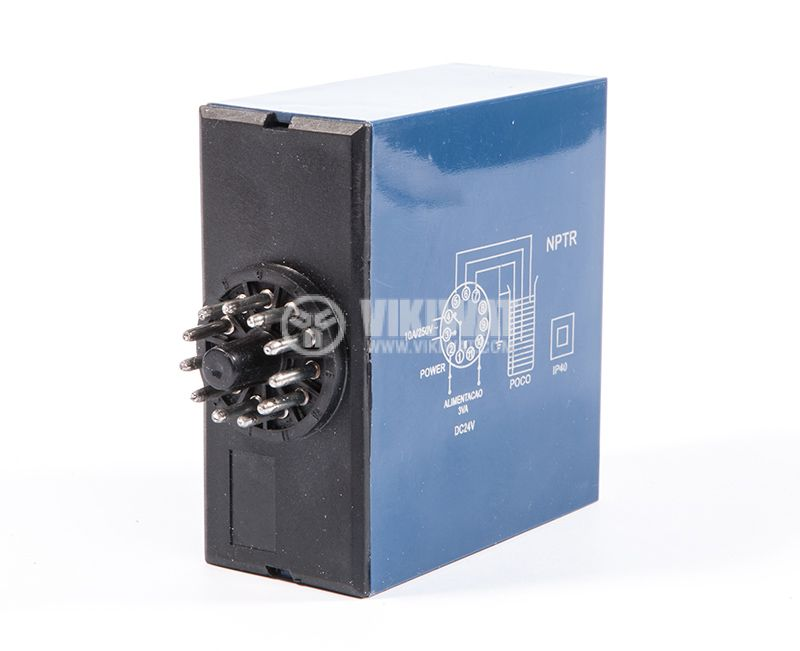Liquid Level Controller NTPR, 24VDC, NC+NO - 1